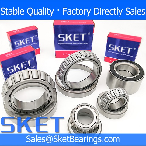 tapered roller bearing manufacturer supplier from China