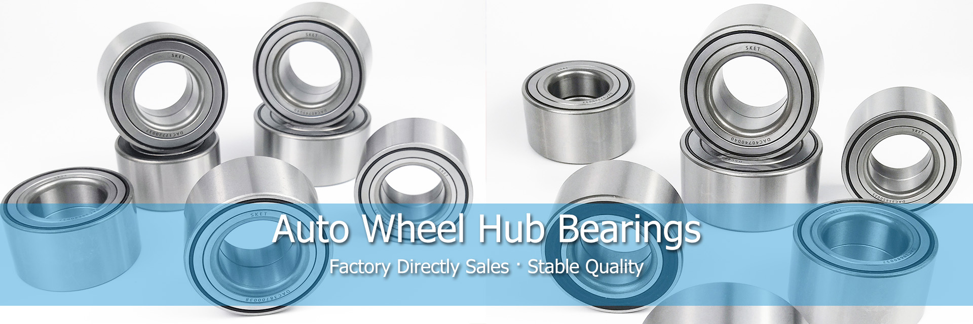 Auto Wheel Hub Bearings