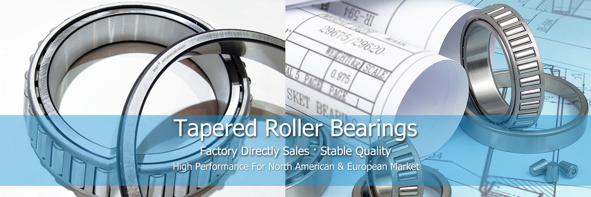 Tapered Roller Bearing High Quality China